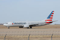 N987AN @ DFW - American Airlines at DFW Airport - by Zane Adams