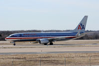 N976AN @ DFW - American Airlines at DFW Airport