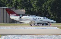 N525PS @ LAL - Citation 525