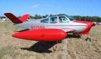N529BB @ KLAL - Beech F35 Bonanza