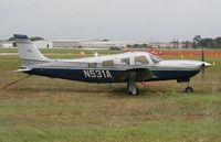 N531A @ LAL - Piper PA-32R-301T