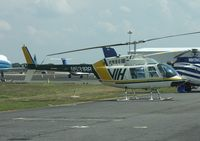 N531RR @ ORL - Still in the colors of Vancouver Island Helicopters