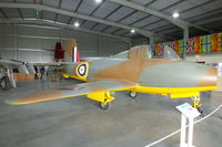 W4041 @ EGBJ - at the Jet Age Museum, Staverton - by Chris Hall