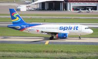 N533NK @ TPA - Spirit A319