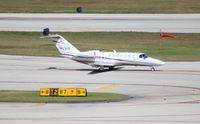 N535F @ FLL - Citation CJ3 - by Florida Metal