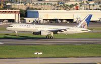N537UA @ TPA - United 757-200