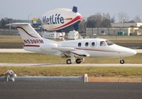 N539RM @ ORL - Eclipse 500