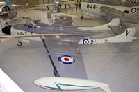 WZ937 @ YSNW - Displayed at the  Australian Fleet Air Arm Museum,  a military aerospace museum located at the naval air station HMAS Albatross, near Nowra, New South Wales
