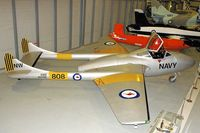 XG770 @ YSNW - Painted as XG776 and displayed at the Australian Fleet Air Arm Museum,  a military aerospace museum located at the naval air station HMAS Albatross, near Nowra, New South Wales