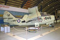 XA434 @ YSNW - Displayed at the  Australian Fleet Air Arm Museum,  a military aerospace museum located at the naval air station HMAS Albatross, near Nowra, New South Wales