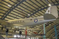 N2-43 @ YSNW - Displayed at the  Australian Fleet Air Arm Museum,  a military aerospace museum located at the naval air station HMAS Albatross, near Nowra, New South Wales