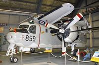 N12-153582 @ YSNW - Displayed at the  Australian Fleet Air Arm Museum,  a military aerospace museum located at the naval air station HMAS Albatross, near Nowra, New South Wales