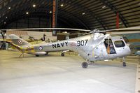 XA220 @ YSNW - Displayed at the  Australian Fleet Air Arm Museum,  a military aerospace museum located at the naval air station HMAS Albatross, near Nowra, New South Wales