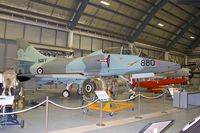 N-13 154911 @ YSNW - Displayed at the  Australian Fleet Air Arm Museum,  a military aerospace museum located at the naval air station HMAS Albatross, near Nowra, New South Wales