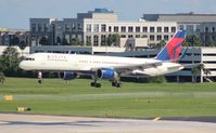 N552NW @ TPA - Delta 757-200 - by Florida Metal