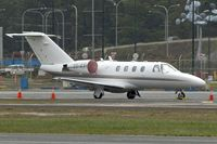 VH-KXL @ YSCB - 1995 Cessna 525, c/n: 525-0100 at Canberra