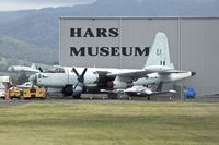 A89-281 @ YWOL - Lockheed SP-2H Neptune, c/n: 726-7281 - stored outside HARS Museum at Illawarra Regional