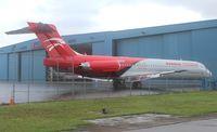 N572SH @ OPF - Aserca Venezuela MD-87
