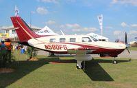 N580FG @ LAL - Piper PA-46-350P
