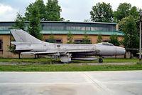 807 - Sukhoi Su-7BKL [7807] Krakow Museum Malopolskie~SP 20/05/2004 - by Ray Barber