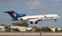 N598AJ @ MIA - Amerijet 727-200