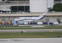 N600MV @ FLL - Hawker 1000
