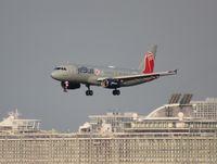 N605JB @ FLL - Jet Blue Boston Red Sox A320
