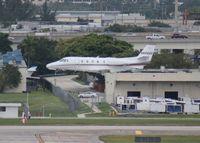 N605QS @ FLL - Net Jets Excel