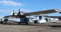 N607CC @ NPA - PBY-5A