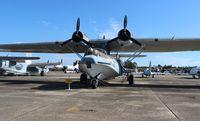 N607CC @ NPA - PBY-5A Catalina
