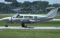 N619PR @ ORL - Piper PA-31-350