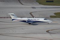 N621FX @ FLL - Lear 40 - by Florida Metal