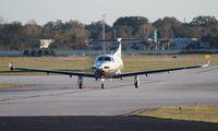 N629DF @ ORL - Pilatus PC-12