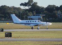 N629WM @ ORL - Cessna 421C