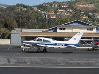 N10FC @ SZP - 1973 Cessna 310Q, two Continental TSIO-520-B 285 Hp each, taxi to Rwy 04 - by Doug Robertson