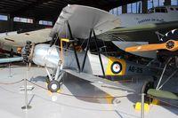 N643AV @ FA08 - Avro Cadet