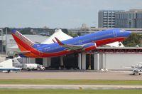 N645SW @ TPA - Southwest 737-300