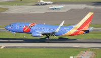 N647SW @ TPA - Southwest Triple Crown 737-300