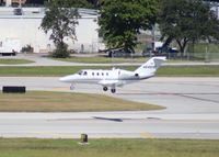 N648HE @ FLL - Citation CJ1