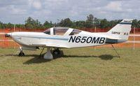 N650MB @ LAL - Glasair Super IIS RG
