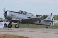 N651SH @ LAL - T-6D Texan Spanish Air Force