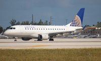 N652RW @ MIA - United Express E170