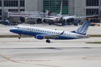 N656RW @ MIA - United Express E170
