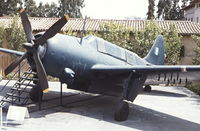 83321 @ LGAT - Helldiver in War Museum Athens , July 1977. - by Raymond De Clercq