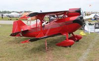 N668CM @ LAL - Pitts