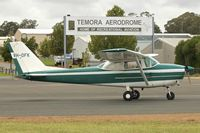 VH-DFK @ YTEM - At Temora Airport during the 40th Anniversary Fly-In of the Australian Antique Aircraft Association