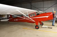 VH-KBK @ YTEM - At Temora Airport during the 40th Anniversary Fly-In of the Australian Antique Aircraft Association