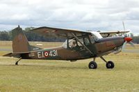 VH-ZOG @ YTEM - At Temora Airport during the 40th Anniversary Fly-In of the Australian Antique Aircraft Association