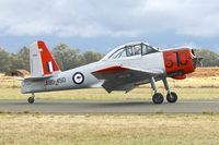 VH-HOY @ YTEM - At Temora Airport during the 40th Anniversary Fly-In of the Australian Antique Aircraft Association