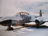 4X-FNA @ EGHL - Snowy SWWAPS at Lasham - by John Coates